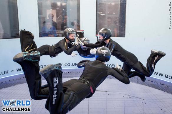 Bodyflight Isis at World Challenge 2014