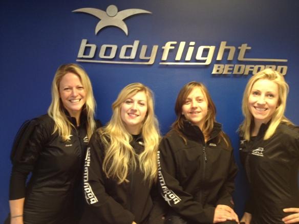 Bodyflight Isis 2014 lineup