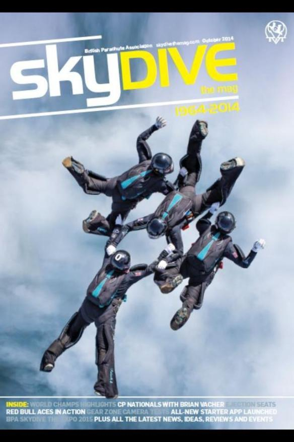 Kaizen magazine front cover