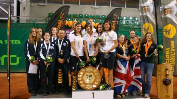 Kaizen World Championships Bronze