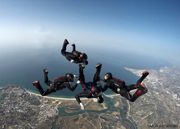 skydiving portimao