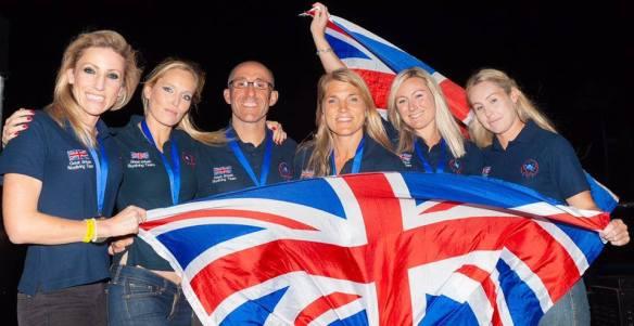 British Female Skydiving Team