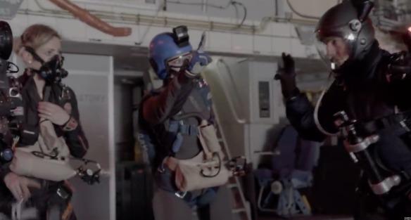 A400m Tom Cruise skydive